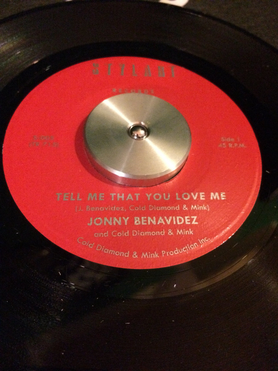 Tell Me That You Love Me | Timmion Records