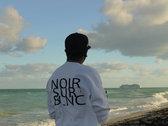 ✖ Privé Apparel ✖ #NoirSurBlnc LS crew photo