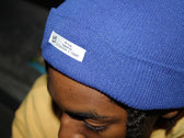 ✖ Privé Apparel ✖ Blu Dream Beanie photo