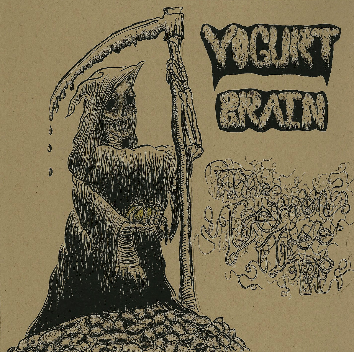 The Lemon Tree EP | Yogurt Brain