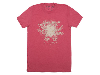 ★ MEDUSA TEE - RED HEATHER ★ main photo