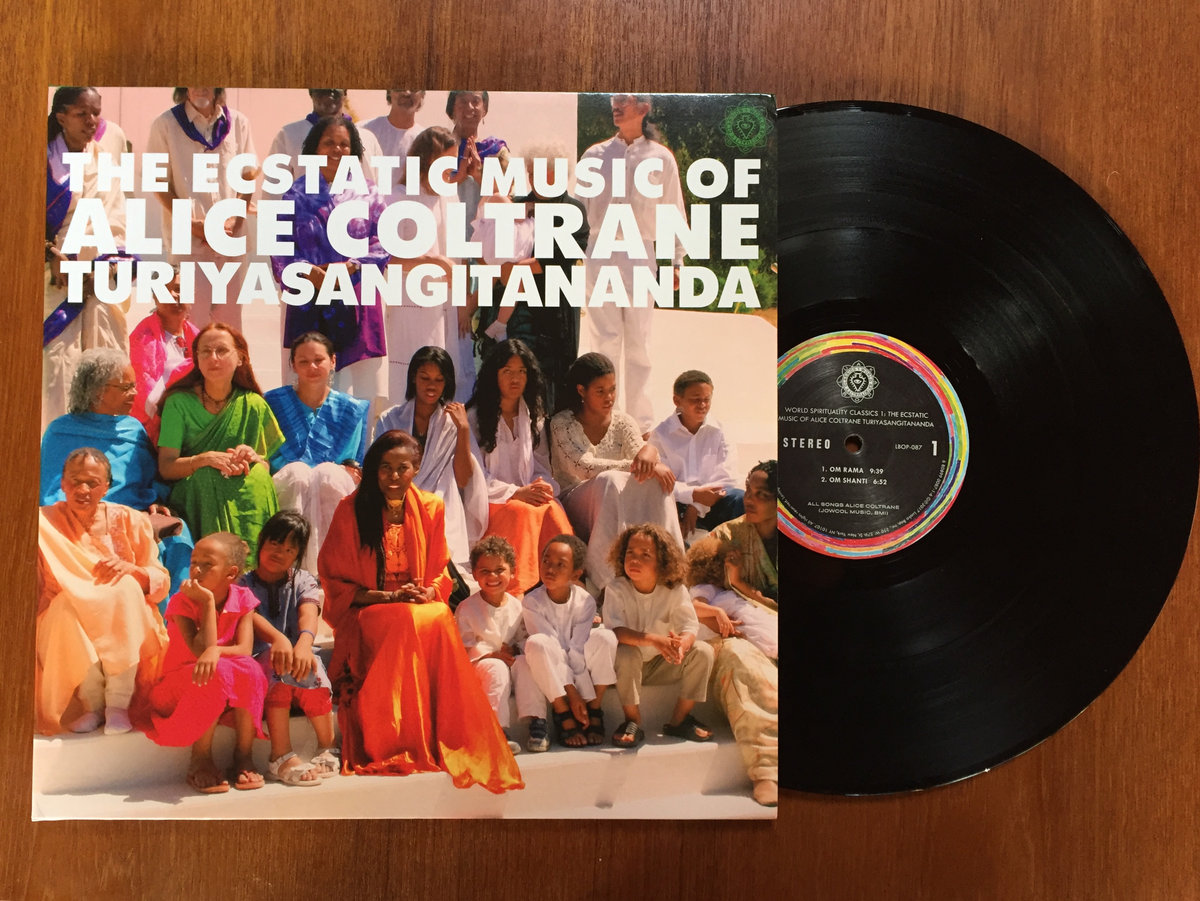 World Sprituality Classics 1: The Ecstatic Music of Alice