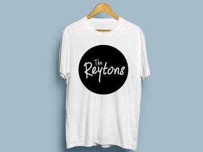 The Reytons - Logo T-Shirt (White) main photo