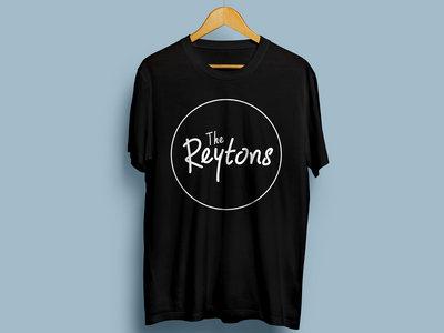 The Reytons - Logo T-Shirt (Black) main photo