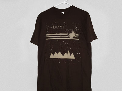 "FH-002 // Dare Dukes ""Ghosts of Christmas"" T-Shirt main photo"