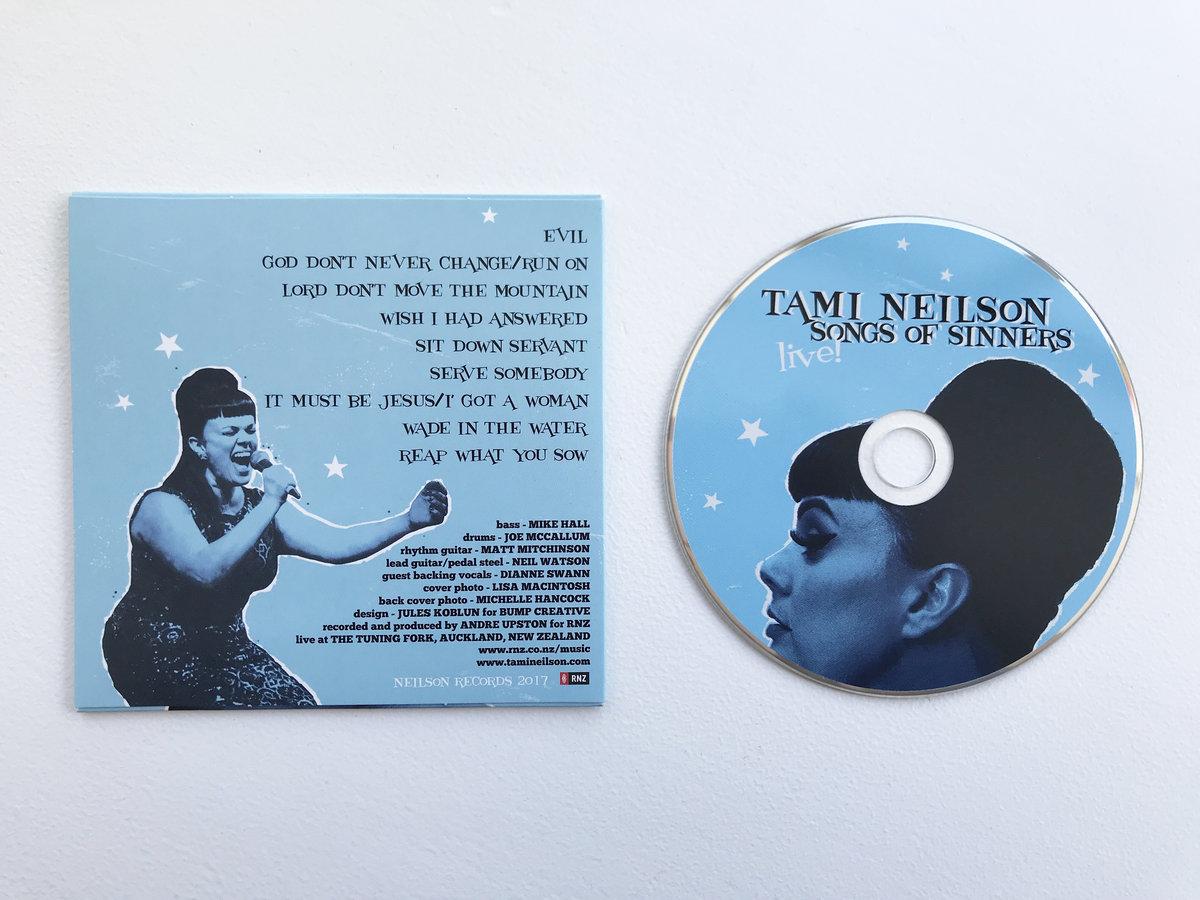 Bootleg Series: Vol 1 'Songs Of Sinners Live'   Tami Neilson
