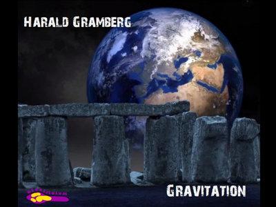 Digipack-CD Harald Gramberg - Gravitation main photo
