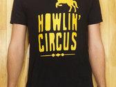 Howlin' Circus T-shirt photo