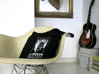 Blind Faith Records Tote Bag main photo