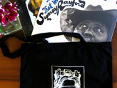 Blind Faith Records Tote Bag photo