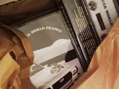 Burger World France compilation tape ! main photo