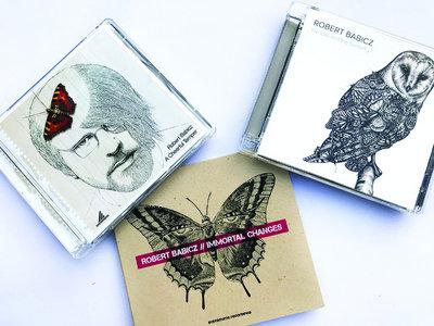 Robert Babicz CD Bundle // Special Black Friday Offer main photo