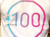 PLUS100 Logo Shirt photo