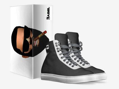 Blaqworld Dark Sneakers main photo