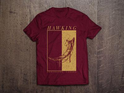 Talon T-shirt (Gold/Burgundy) main photo