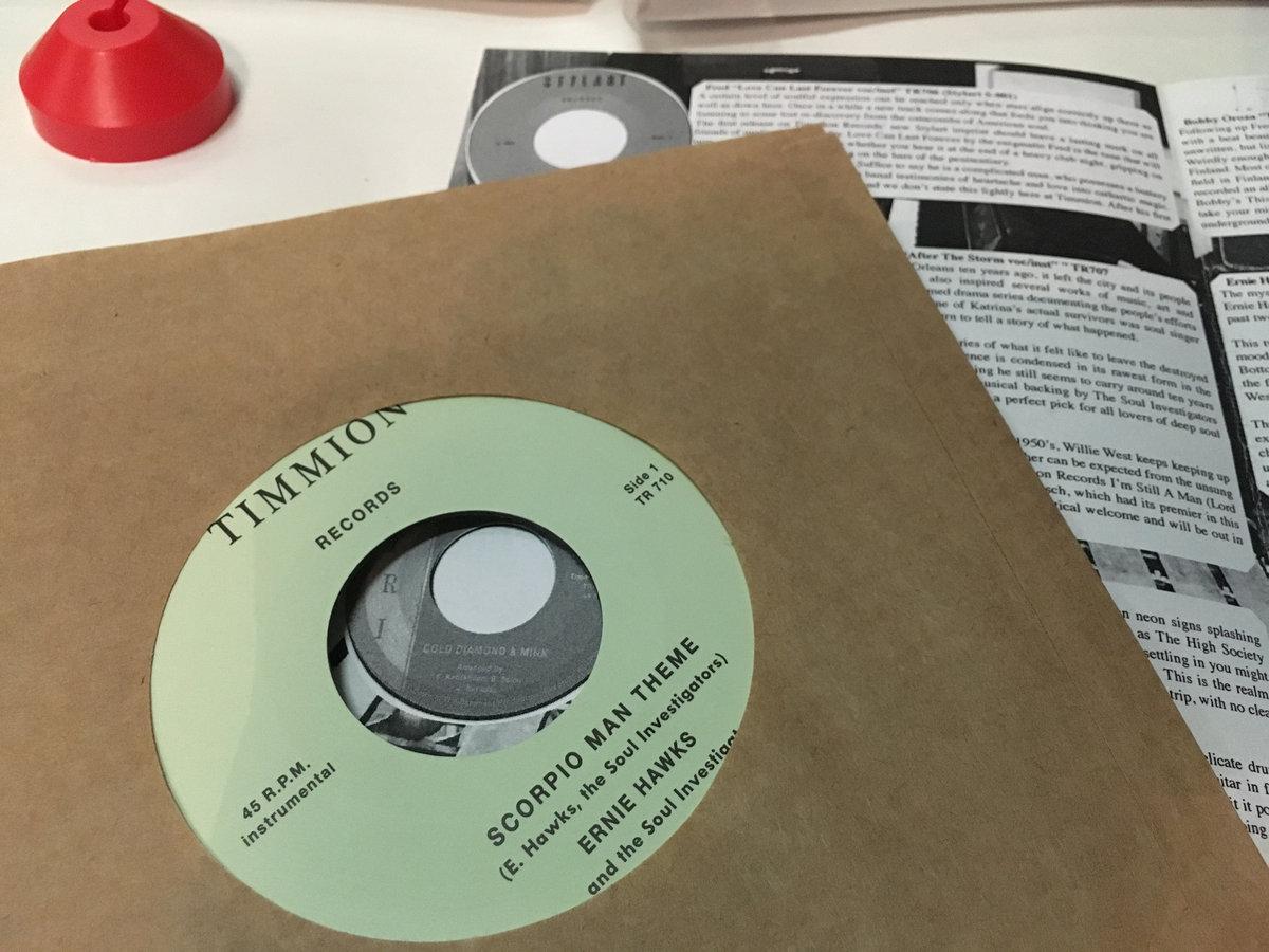 Scorpio Man Theme | Timmion Records