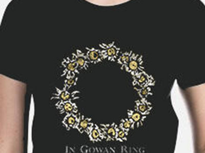In Gowan RIng Flower Ring T-shirt main photo