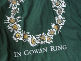 In Gowan RIng Flower Ring T-shirt photo