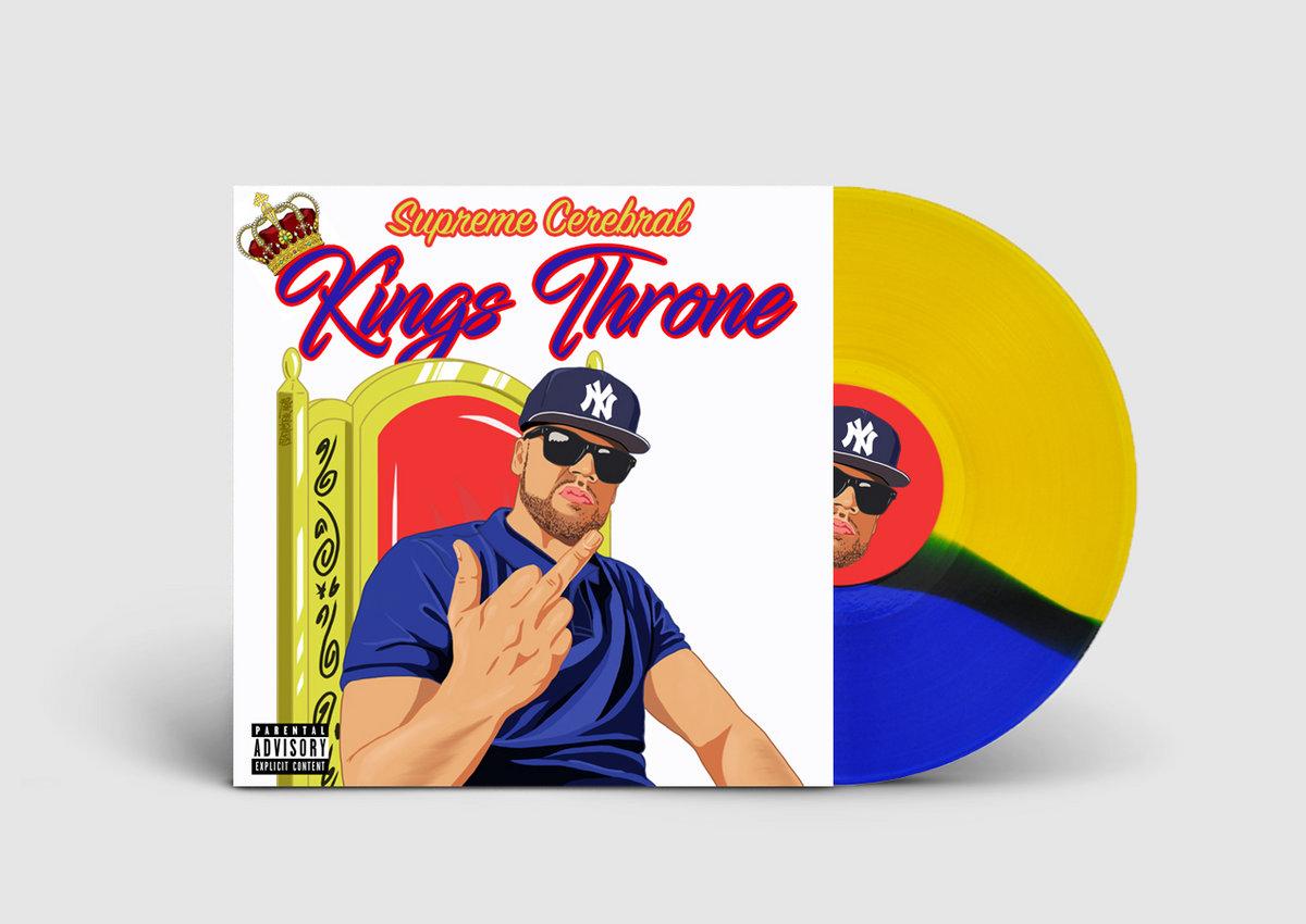 Kings Throne | Supreme Cerebral