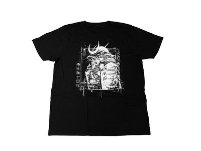 Samurai Music - Decade Warrior T Shirt main photo