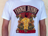 Wearplay EP#21 - Franck Biyong - C.F.A. Music - T-shirt Made In France photo