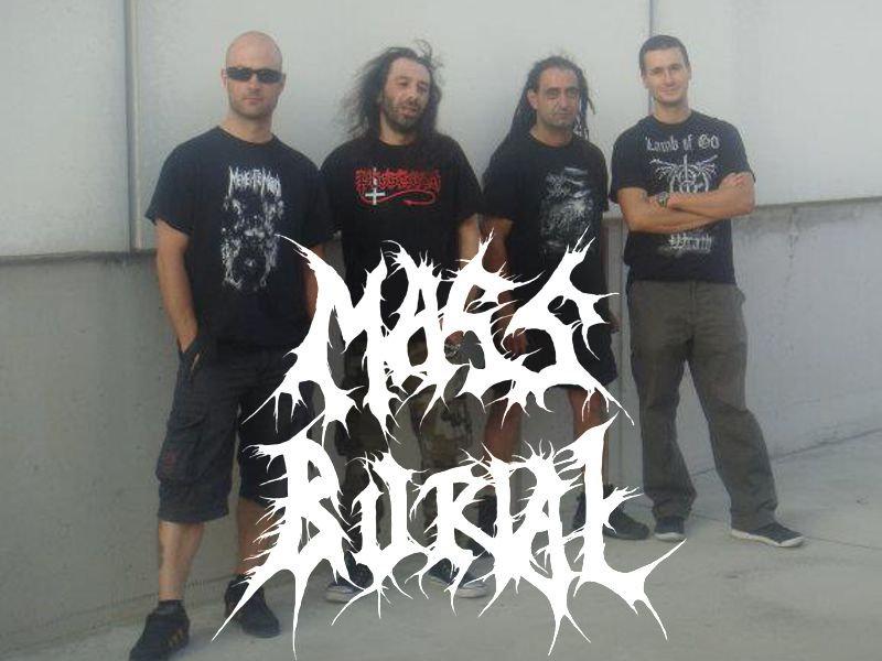 Resultado de imagen para mass burial banda