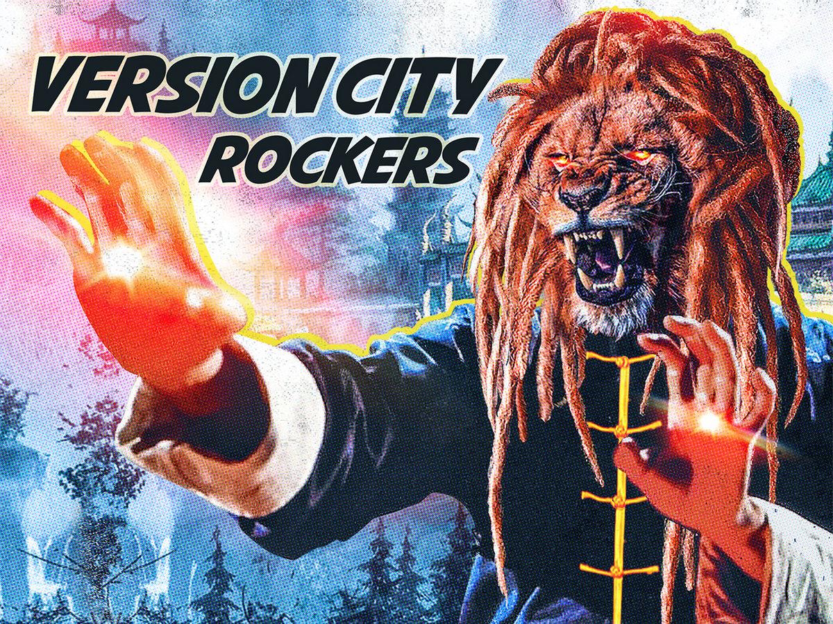 Fortitude Riddim   Version City Rockers