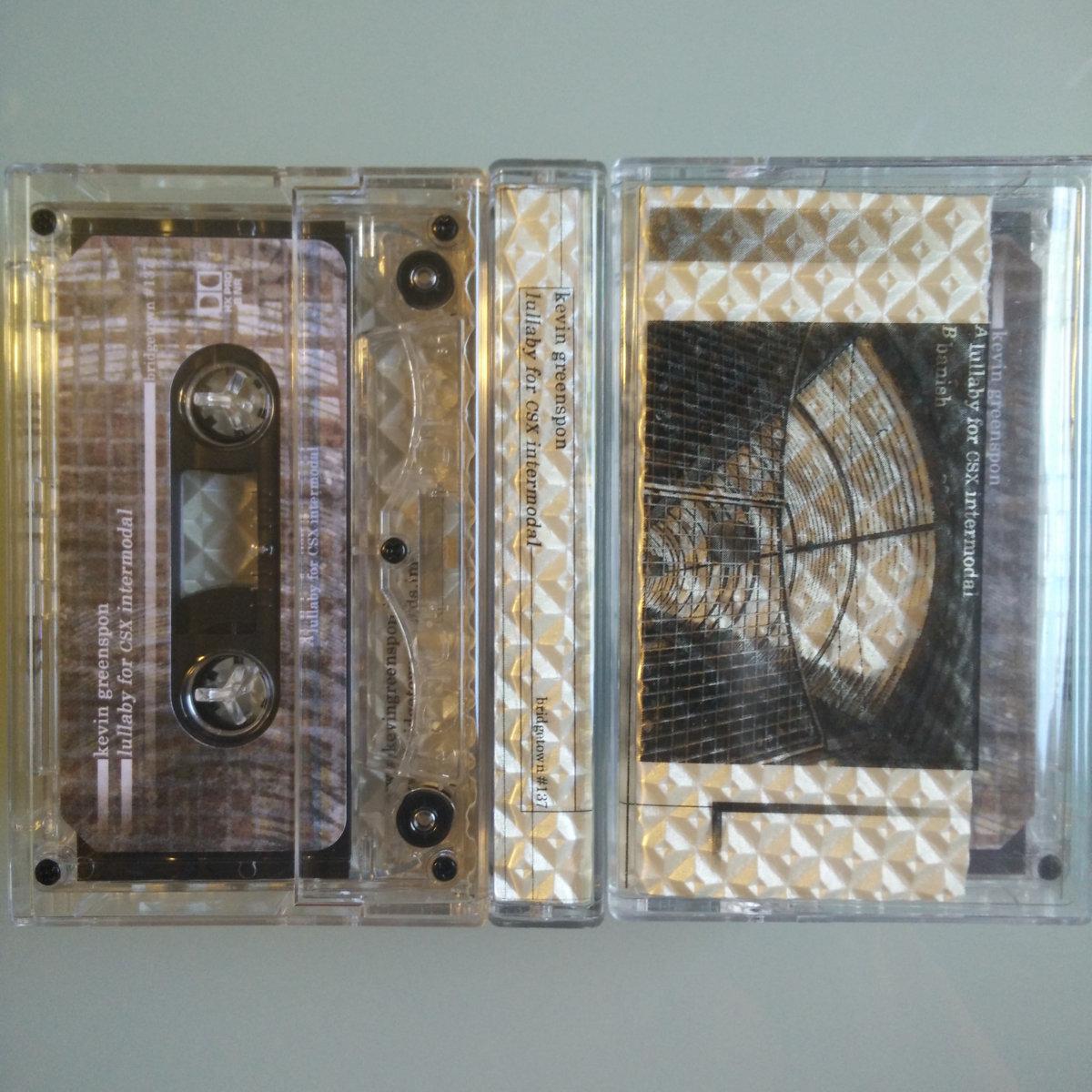Lullaby For CSX Intermodal | Bridgetown Records