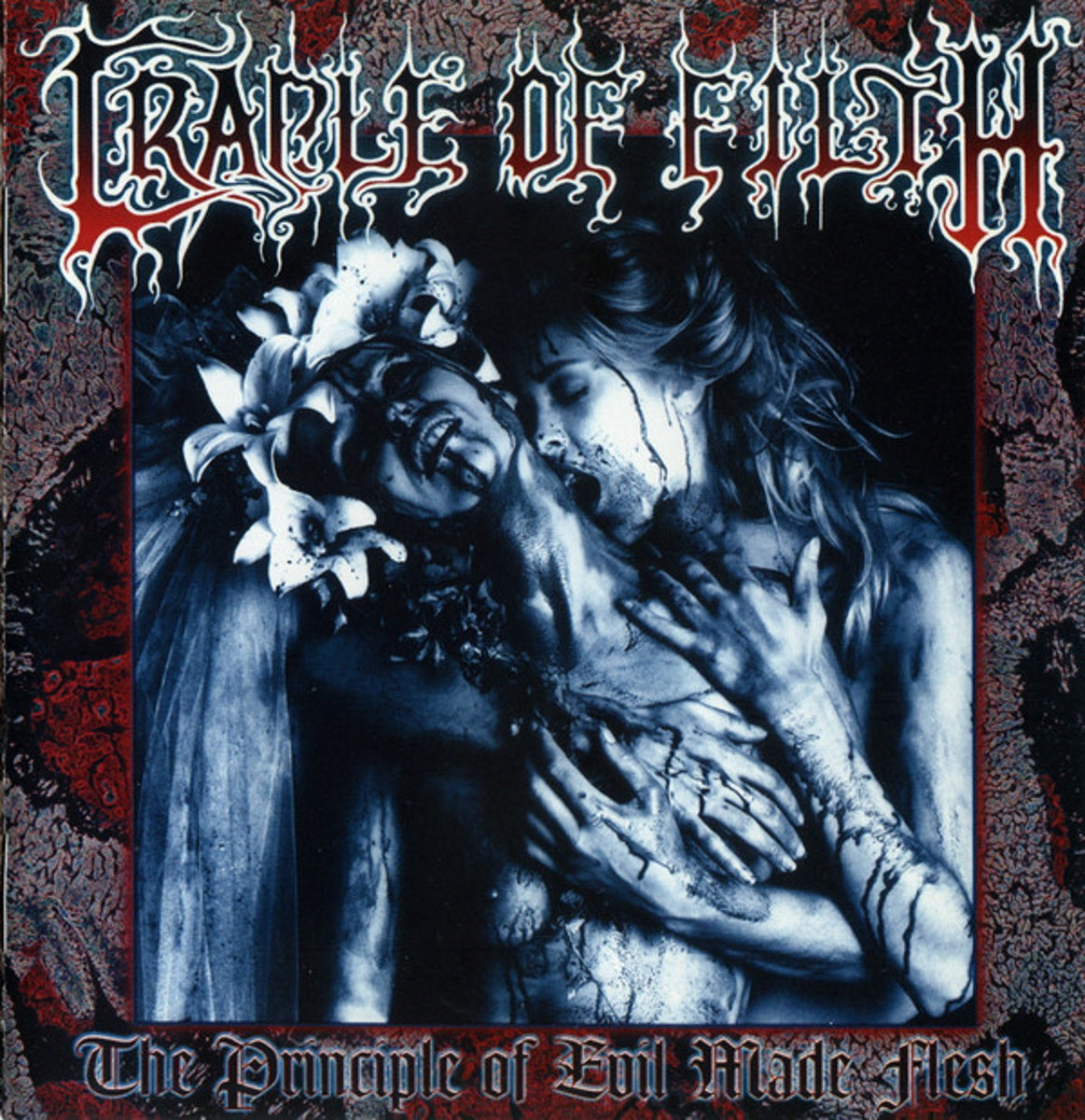 CRADLE OF FILTH - The Principle Of Evil Made Flesh CD   Possession