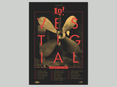 ON SALE - Vestigial A2 Screen Print photo