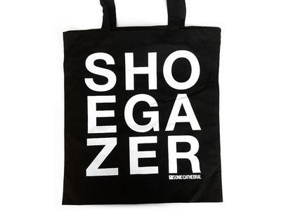 Shoegazer tote bag main photo