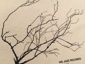 """We Jazz Record Bag """"Branches"""" photo"""