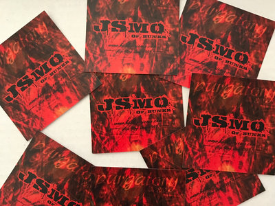 "2"" X 2"" J.Smo Purgatoy Stickers (Limited) main photo"
