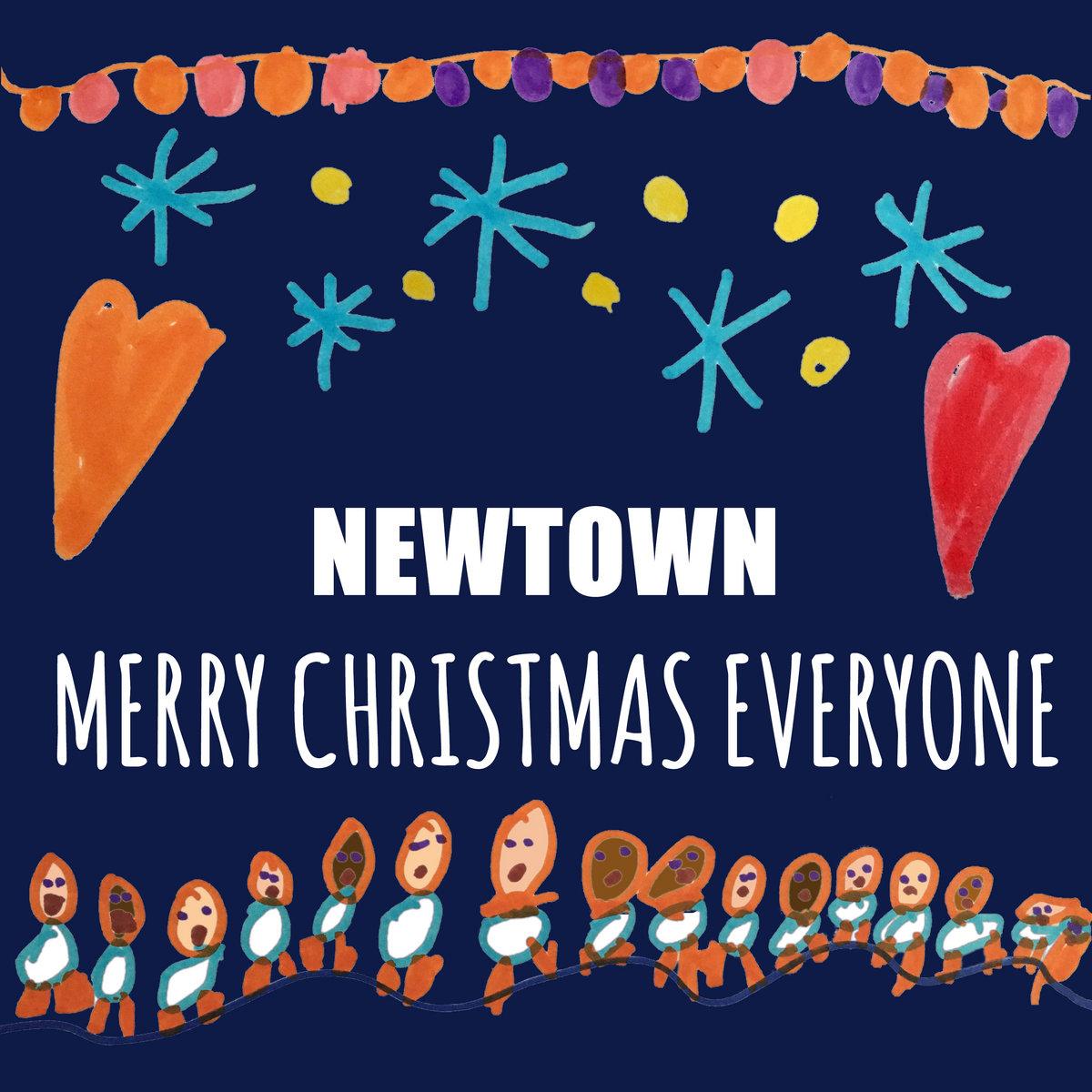 Merry Christmas Everyone   Newtown School