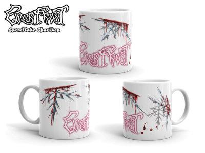 EVERFROST - Coffee Mug (Snowflake Shuriken) main photo
