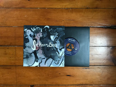 "Our Bodies / Head of Steak 7"" Vinyl Record main photo"