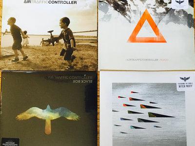 All 4 CDs main photo
