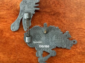 Spoonbill Hat Pin photo