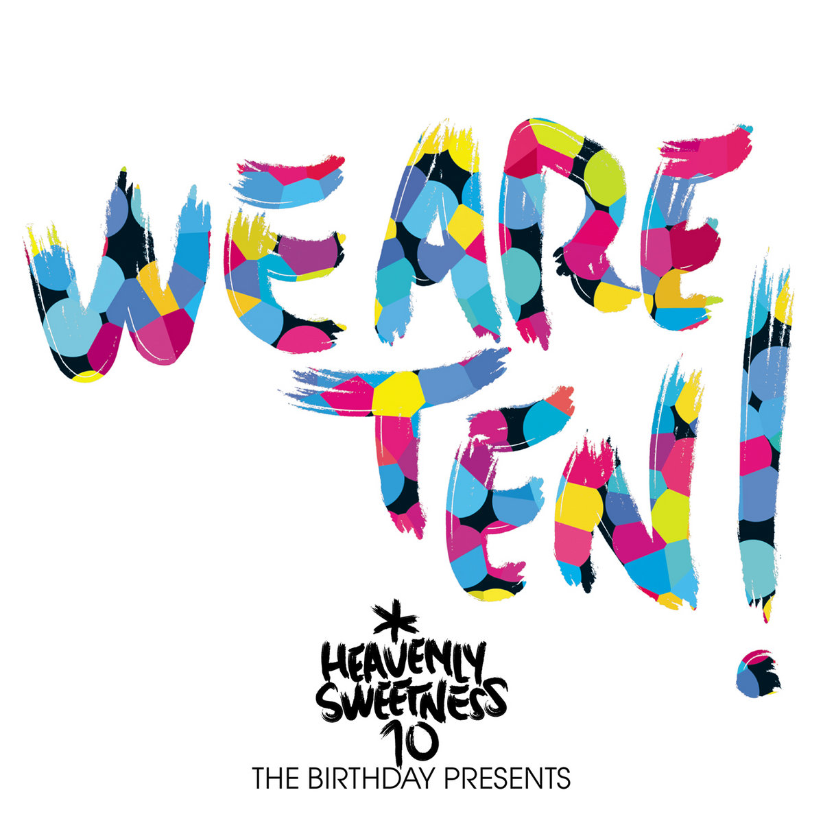 Includes Unlimited Streaming Of We Are Ten The Birthday Presents Via Free Bandcamp App Plus High Quality Download In MP3 FLAC And More