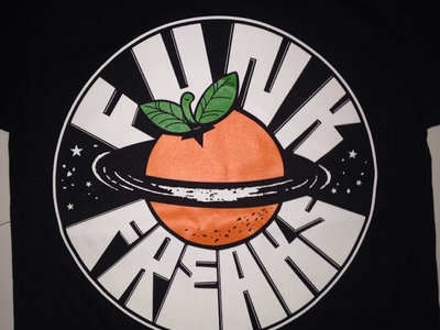 "T-shirt FUNK FREAKS ""Orange"" main photo"