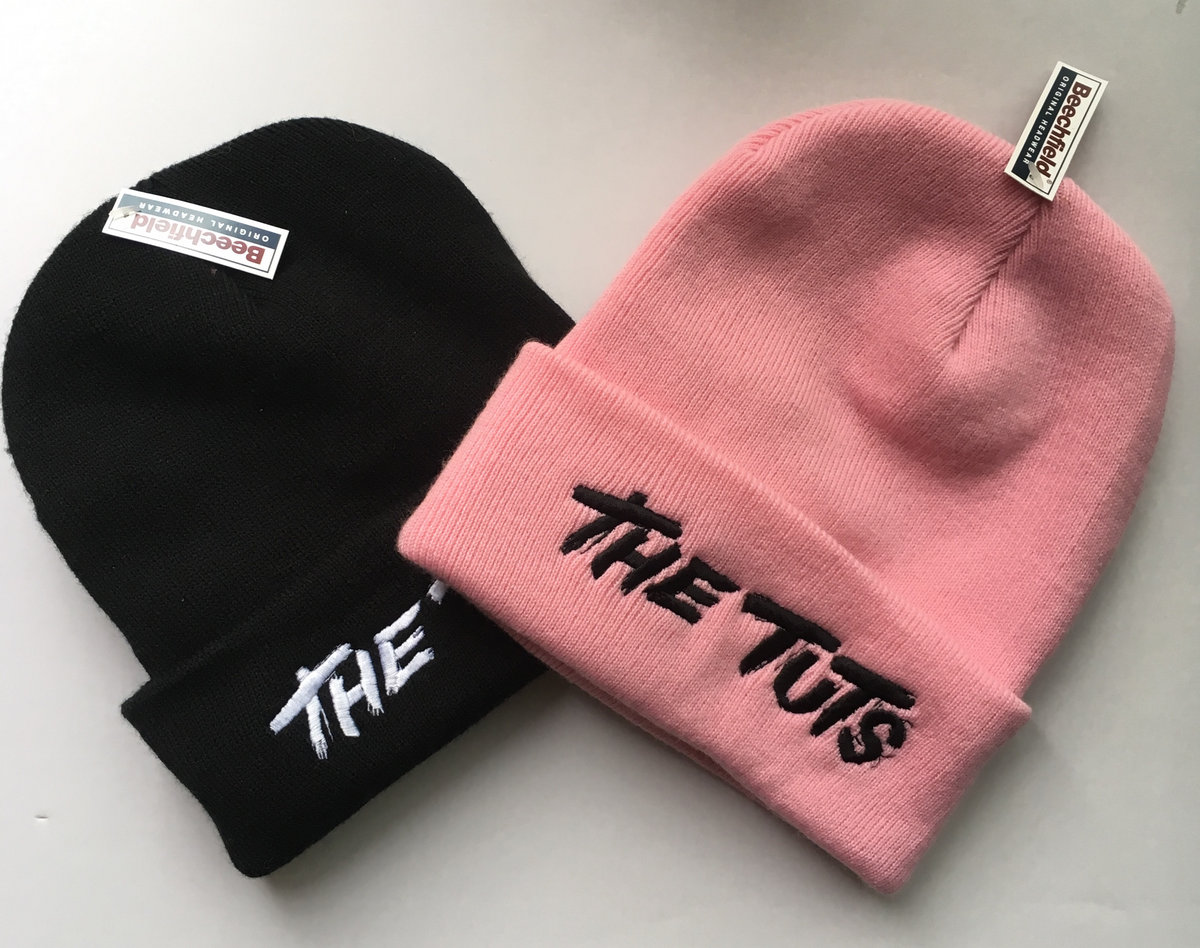 The Tuts Embroidered Beanie Hat! main photo