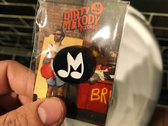 Dirty Melody Pin photo