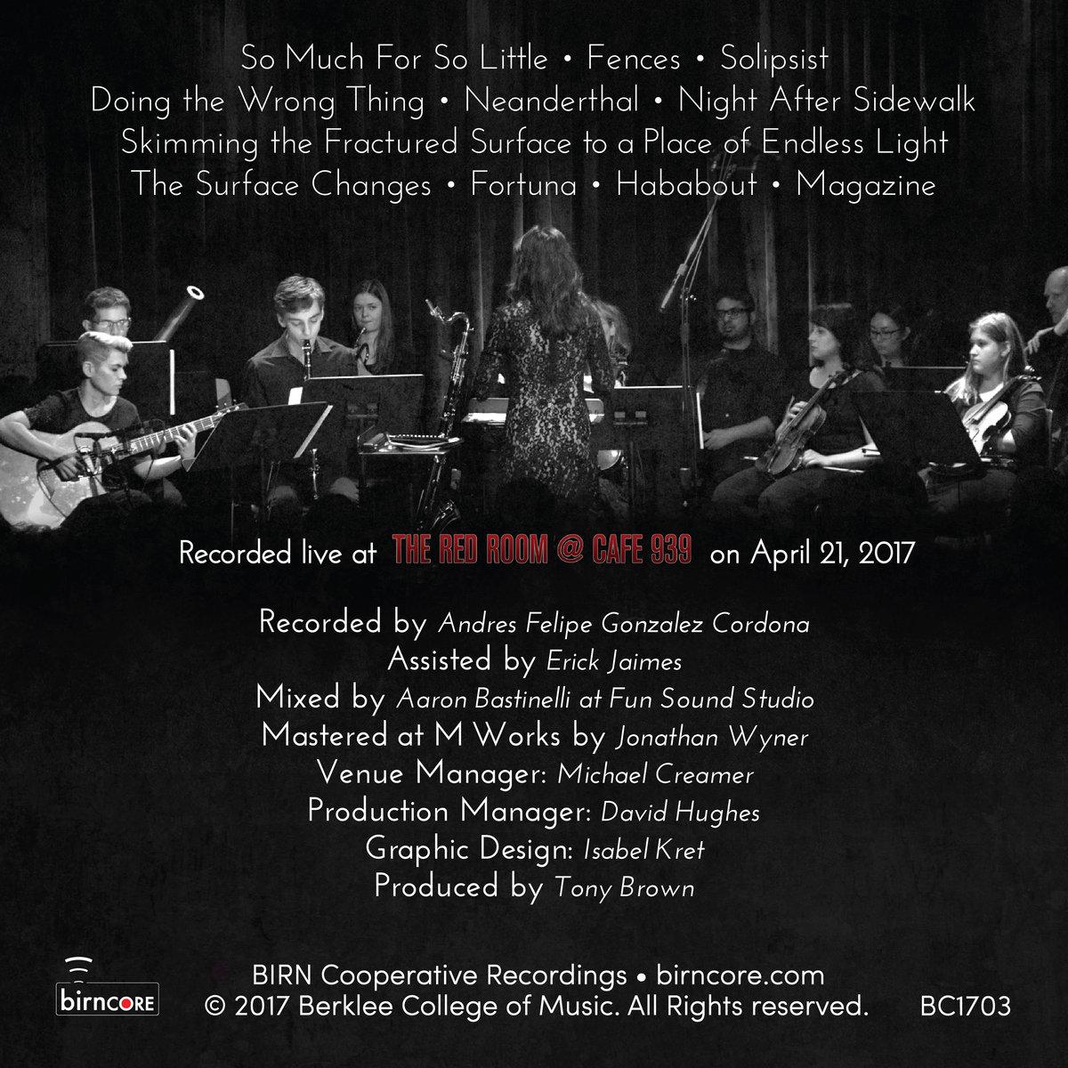 Live at Berklee (feat  Porta Girevole Chamber Orchestra)   Kaki King