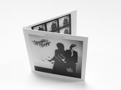 Limited Edition Re-Issue SIGNED Turn Out The Lights CD in Gatefold Sleeve. main photo