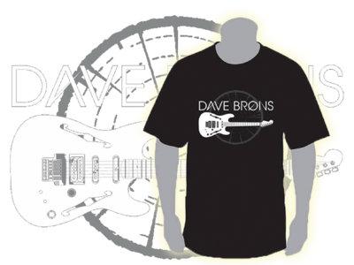 Dave Brons Guitar T-shirt main photo