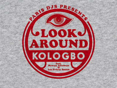 Wearplay EP#22 - Kologbo - Look Around feat. Newen Afrobeat & Les Freres Smith - T-shirt Made In France main photo