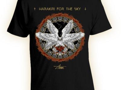 Harakiri for the Sky - Arson Fire Owl Shirt & Girlie Shirt main photo