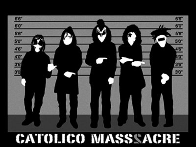 Mass2acre Suspects T-Shirt main photo