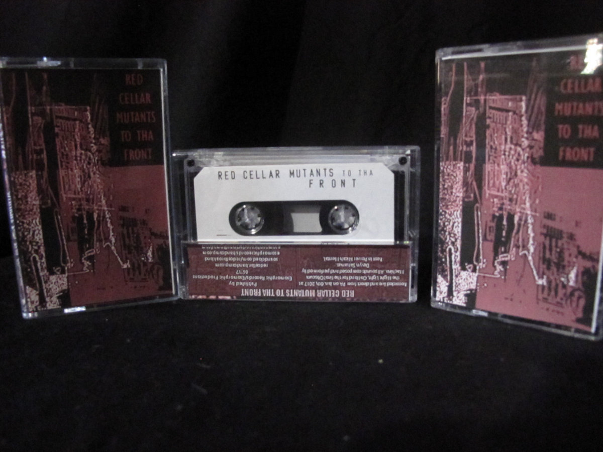 Limited Edition Cassette & Red Cellar
