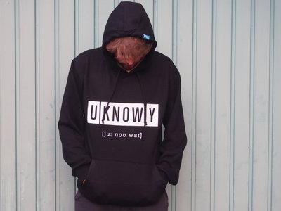 UKNOWY classic hoodie main photo